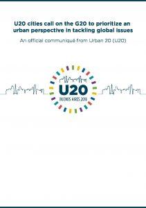Cover U20 2018 Communique