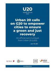 Cover U20 2021 Communique